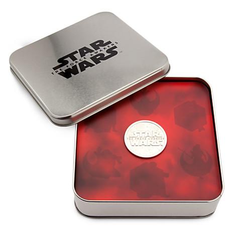 Star Wars TWA Pin Collector Tin