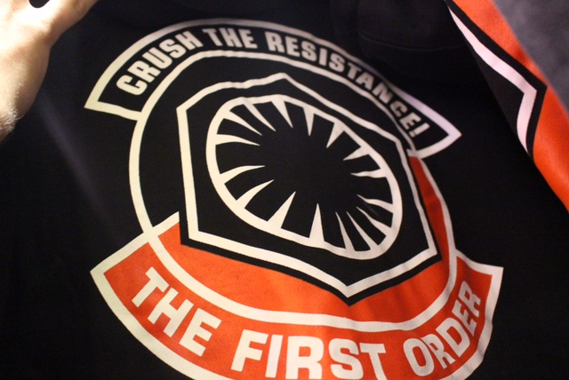 Star Wars The First Order Shirt