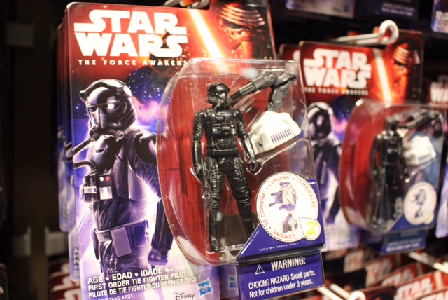 Star Wars The Force Awakens Dark Side Figure