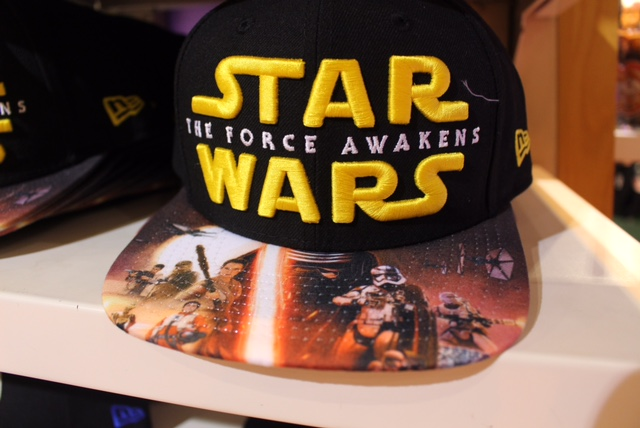 Star Wars The Force Awakens Hat
