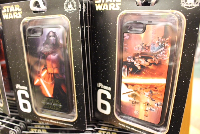 Star Wars The Force Awakens iPhone Case