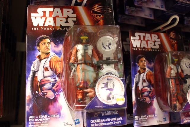 The Force Awakens Light Side Figure