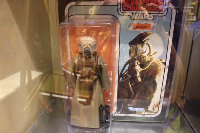 Zuckuss Star Wars Action Figure