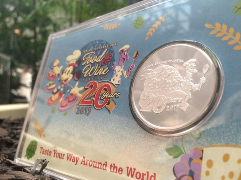 20th Anniversary Coin