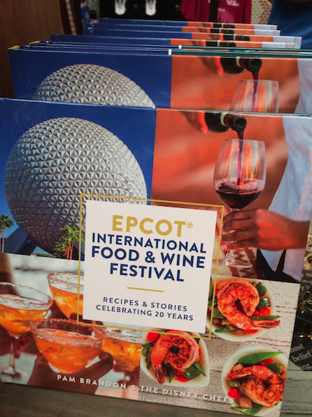 Food and Wine Festival Recipes and Stories Book