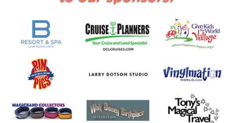 New Disney Pins Blog Sponsors