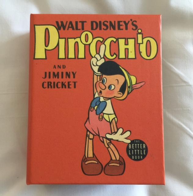 Pinocchio Pin Box - D23 Event 2015