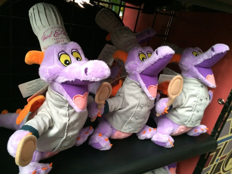 Plush Chef Figment
