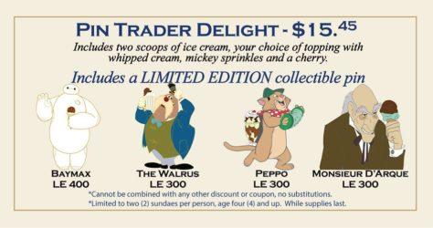 DSSH Pin Trader Delight - November 20, 2015
