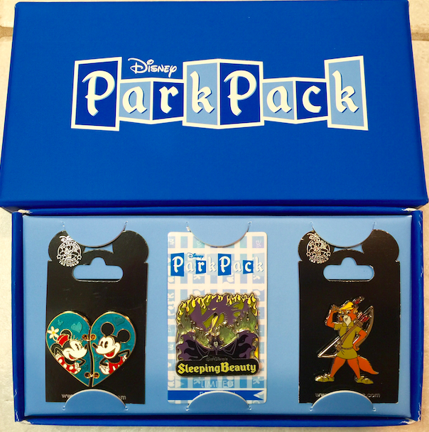 Sleeping Beauty Disney Park Pack