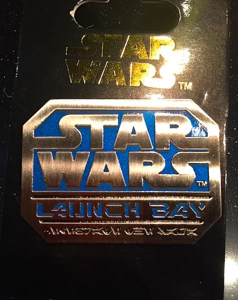 Star Wars Launch Bay Pin