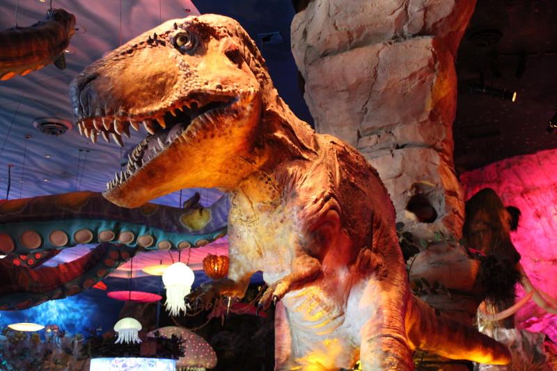 Disney dinosaurs t rex cafe disney pins blog for Disney dining t rex cafe