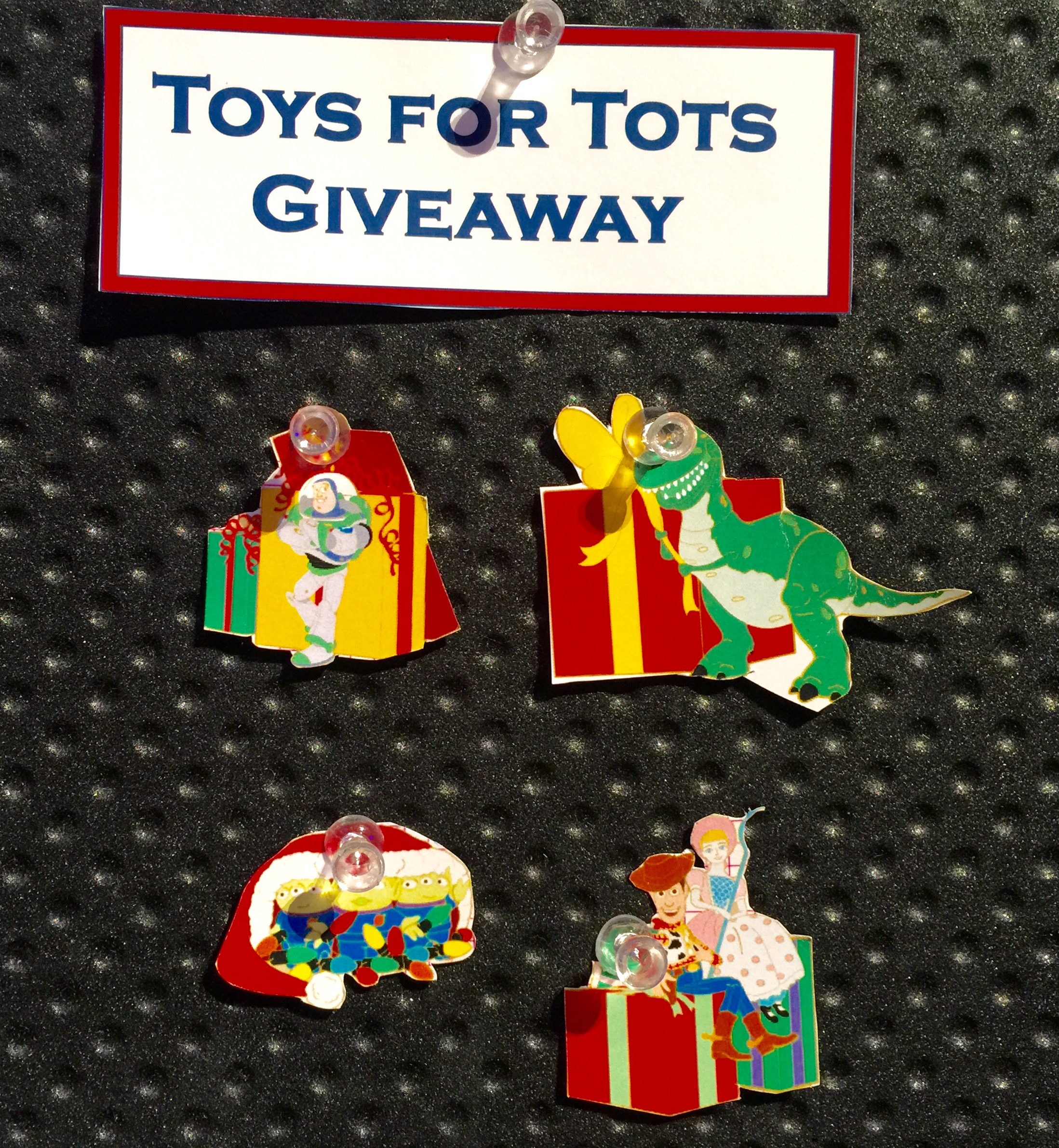 Disney Toys For Tots : Toys for tots disney