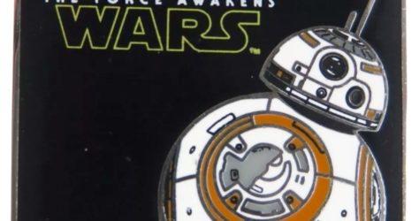 BB-8 El Capitan Theatre Pin