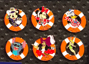 New Disney Cruise Line Pins Disney Pins Blog