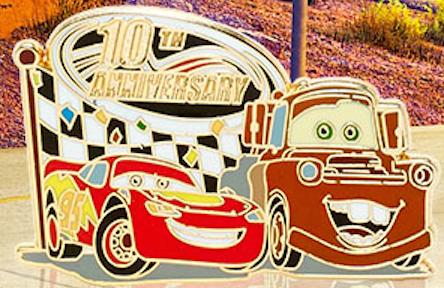 Disney Pixar Cars Pin