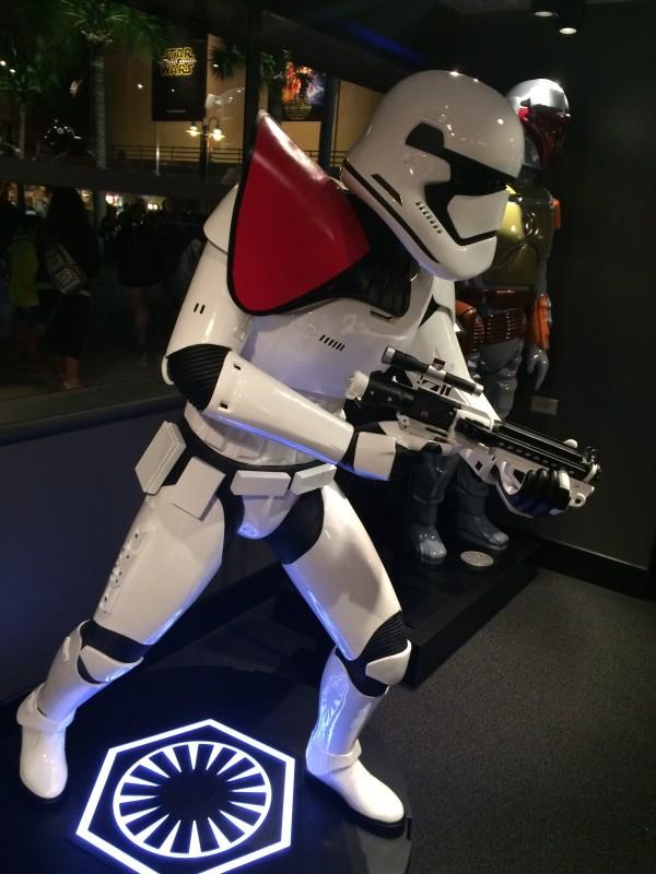 New Star Wars The Force Awakens Merchandise At Walt Disney