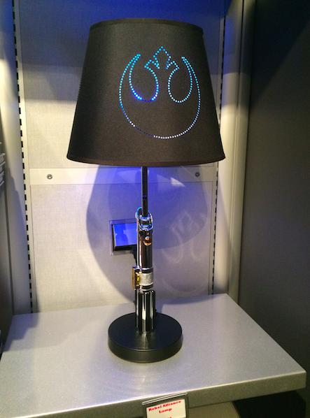 Star Wars Rebel Alliance Lamp