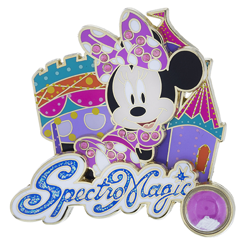 SpectroMagic Minnie Mouse Pin 2015