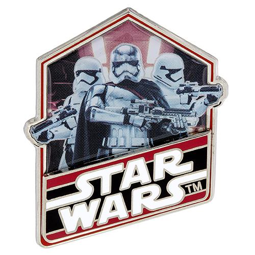 Star Wars Captain Phasma Disney Pin
