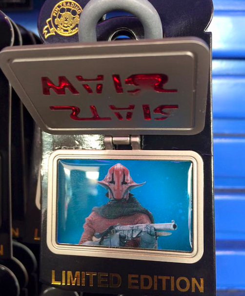 Star Wars Surprise Pin Release