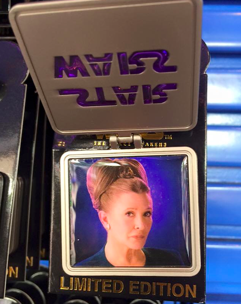 Star Wars Surprise Princess Leia Pin Release