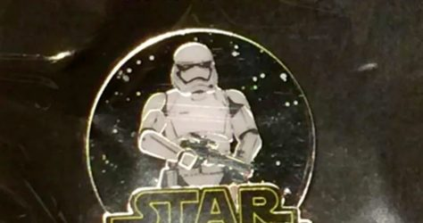 Star Wars The Force Awakens AMC Movie Pin