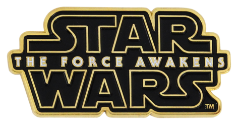 Star Wars The Force Awakens Pin - Disney Movie Rewards