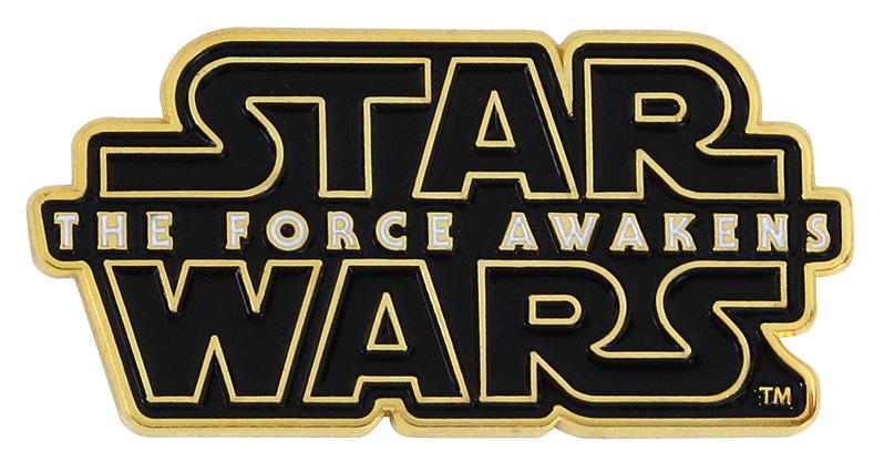 Star Wars The Force Awakens Pin - Disney Movie Rewards