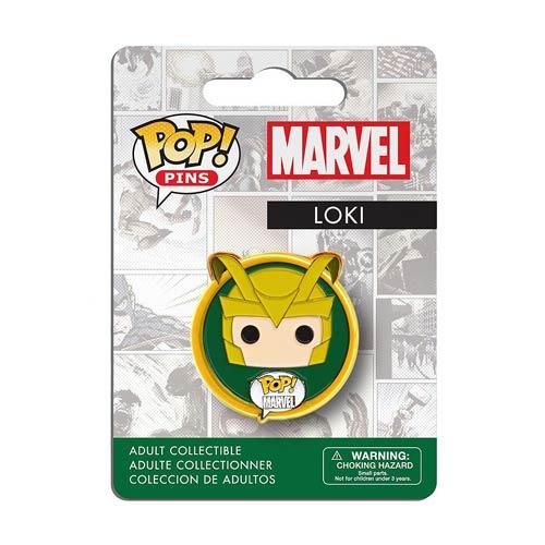 Thor Loki Pop! Pin