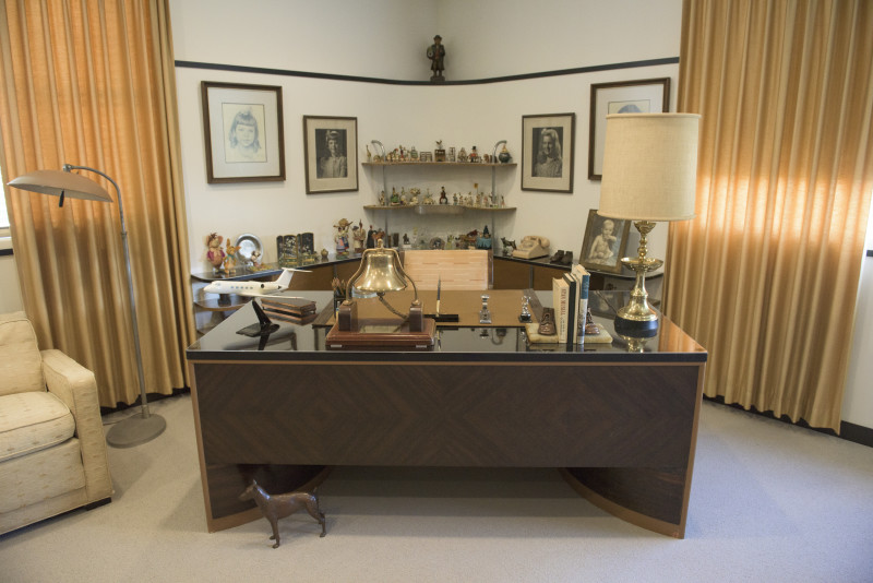 Walt Disney Office Desk