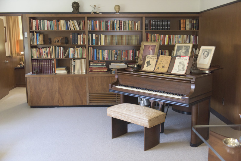 Walt Disney Office Piano
