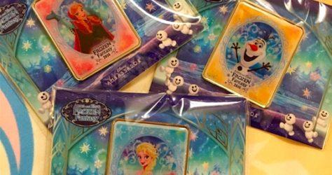 Frozen Fantasy 2016 Hotel Pins