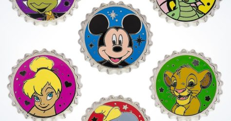 Magical Mystery Pin Series 9