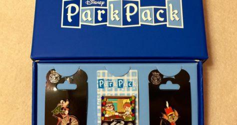 Pixar UP Disney Park Pack