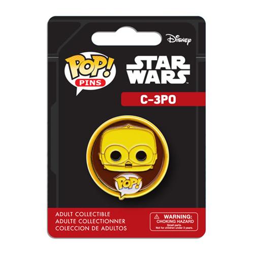 Star Wars C-3PO Pop! Pin