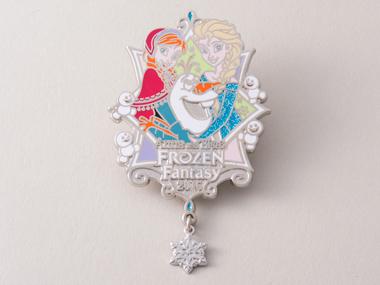 Tokyo Frozen Fantasy Dangle Pin 2016