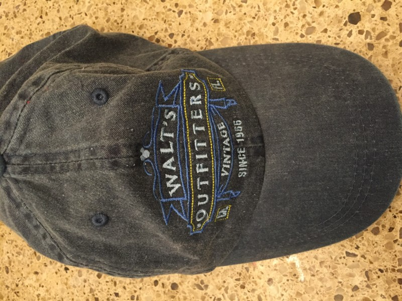 Walt's Outfitters Hat