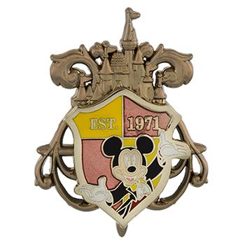 Walt Disney World Passholder Magic Kingdom Pin 2016
