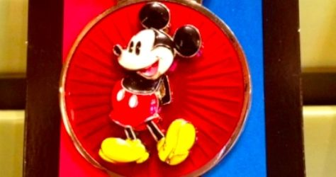 D23 Member 2016 Mickey Ribbon Pin