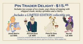 DSSH Pin Trader Delight - February 12, 2016