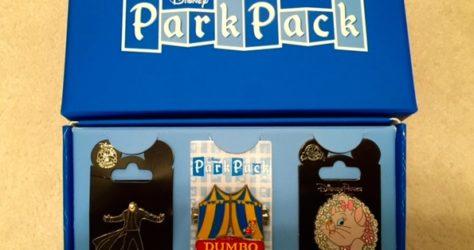 Dumbo Disney Park Pack