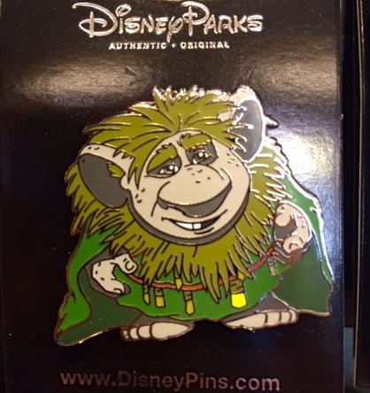 Frozen Grand Pabbie Disney Pin