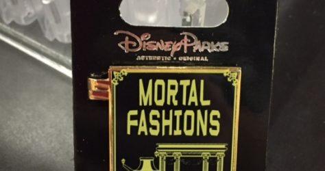 Mortal Fashions Disney Pin