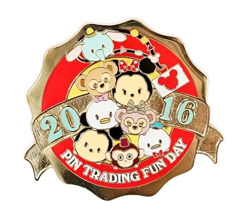 Pin Trading Fun Days 2016 Pin