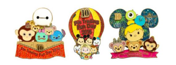 Pin Trading Fun Days 2016 Popcorn Pins 1
