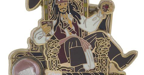 Pirates of the Caribbean PODH Pin 2016