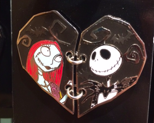 Stitched Heart Disney Pins - Disney Pins Blog