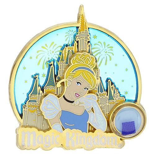 Cinderella Castle Flag PODH Pin 2016