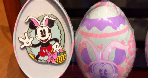 Disney Easter Egg Pins